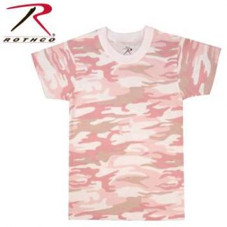 Baby Pink Camo