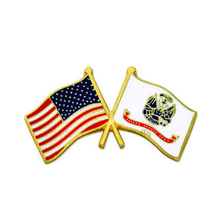 Military Pins & Military Ribbons