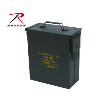 Ammo Cans & Pouches